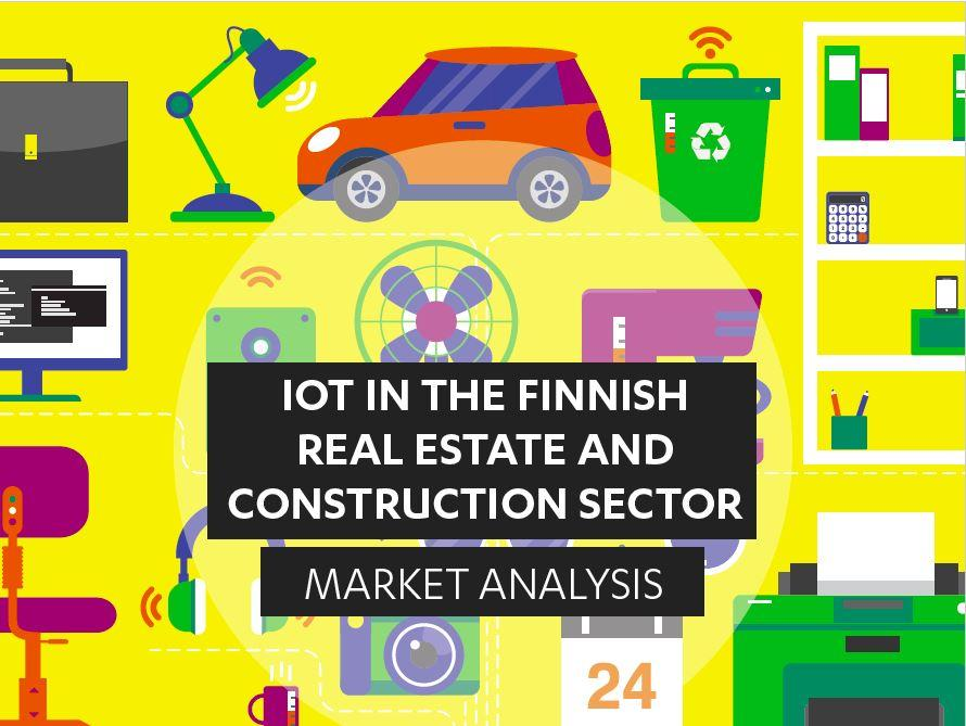 Granlund's market analysis: The IoT is enabling a productivity leap in the real estate and construction sector